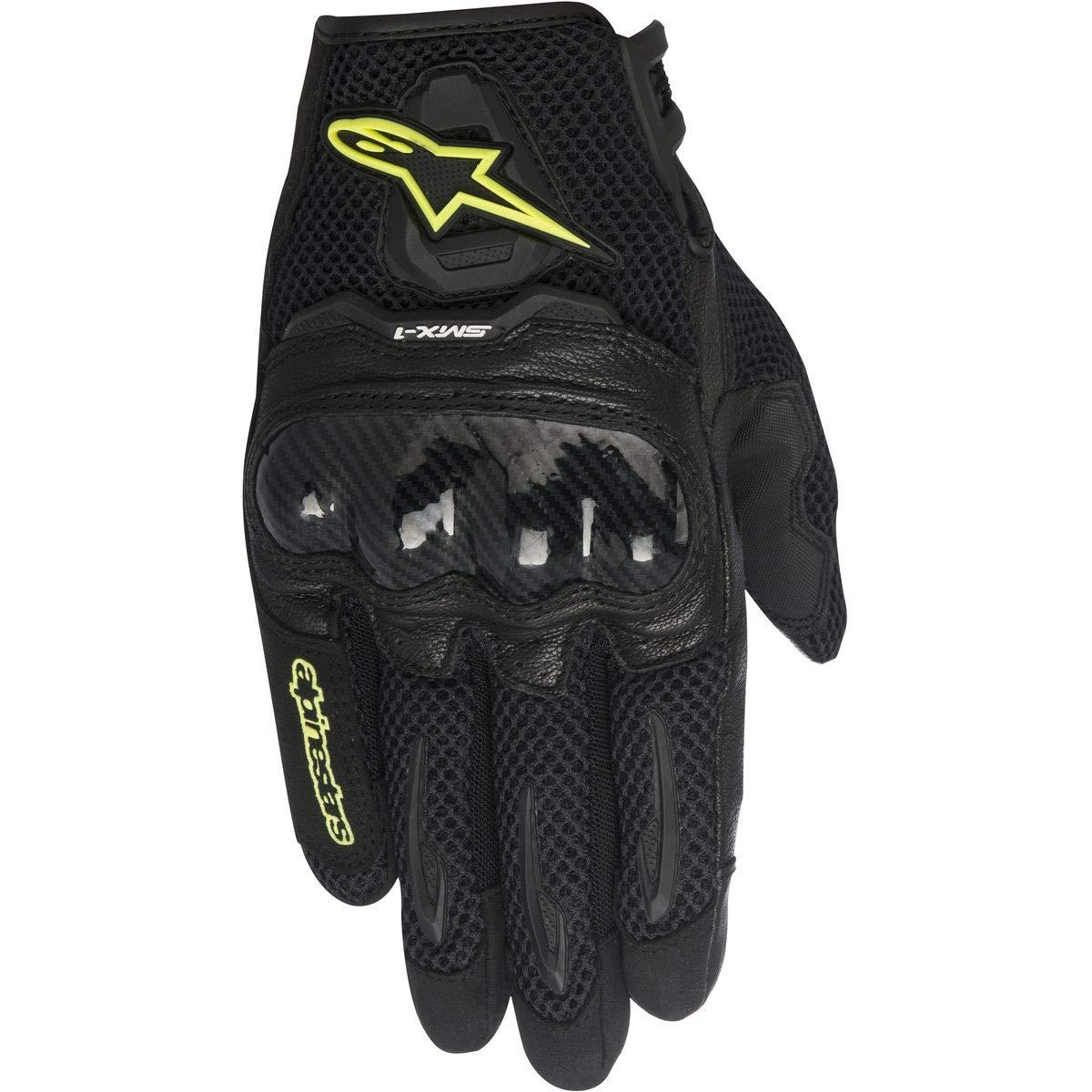 Alpinestars Women's 3590516-155-S Gloves Black/Yellow Small