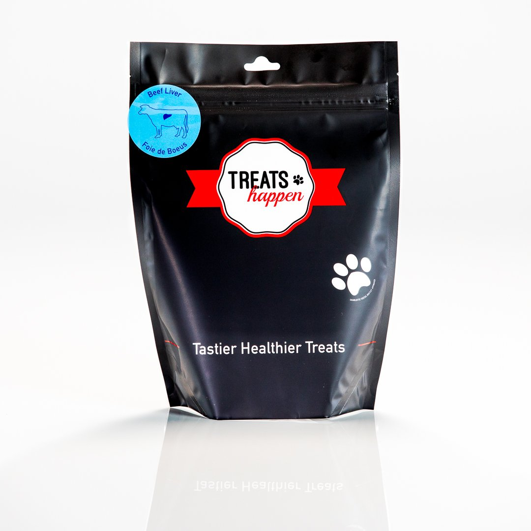 Treats Happen Grain Free Dehydrated Natural Dog Treats