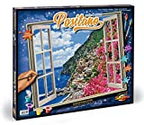 Schipper 609360724 Positano on The Amalfi Coast Paint By Numbers Board by Schipper