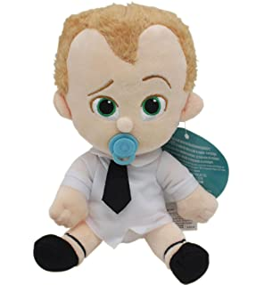 Miss-Meg Stuffed Toys Baby Child Dolls 7.8 Inches Baby Boss Personage