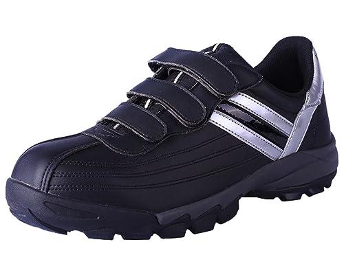 DDTX Zapatillas de Seguridad Hombre con Punta de Acero Calzado de Trabajo Cómodas y Ligeras Transpirables Blanco Negro: Amazon.es: Zapatos y complementos