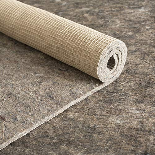 Rug Pad Central 8x9 Feet Rectangle 1 8 Thick Felt And