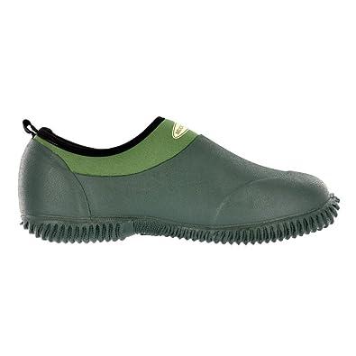 Muck Boots Daily Garden Shoe Unisex   Moss Green (4)