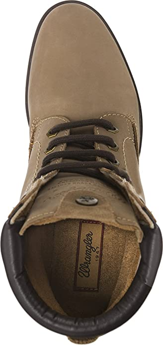 5c645cd27 Wrangler Women's Wf12604jd Trainers brown taupe: Amazon.co.uk: Shoes ...