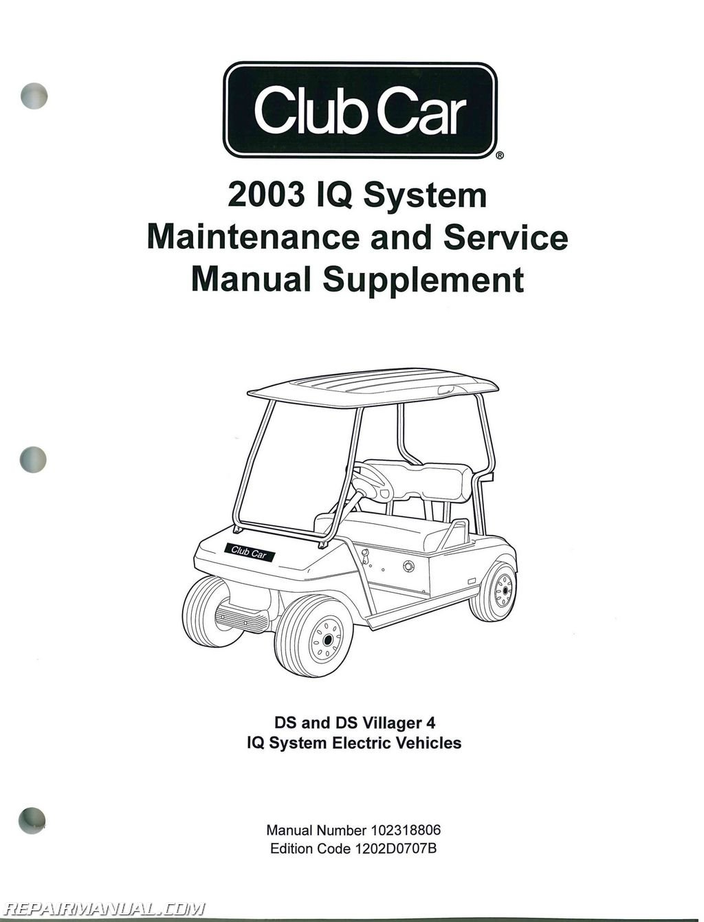 mnl 5568  club car villager 4 service manual 2019 ebook Club Car Parts 61swFsbOF9L