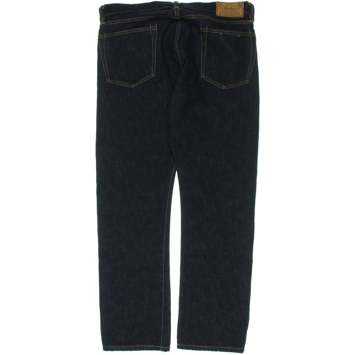 Polo Ralph Lauren para hombre vaquero Slim Fit Classic recto Jeans ...