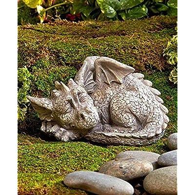 Dragon Garden Statue : Garden & Outdoor