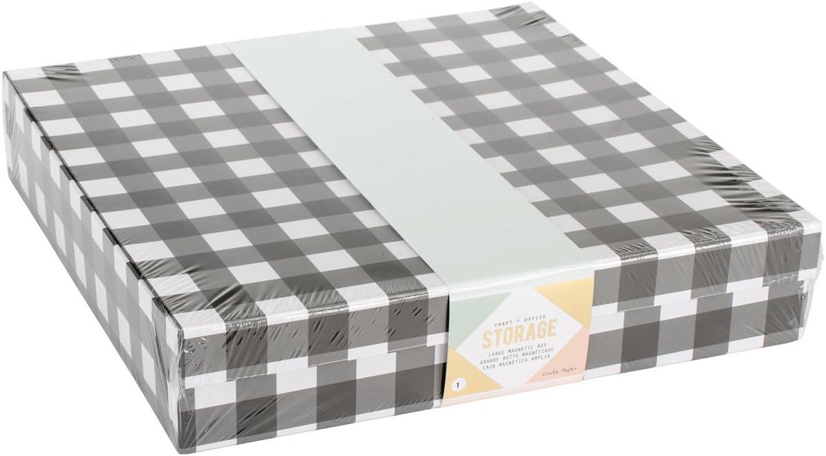 Crate Paper Caja magnética Grande CP Storage: Amazon.es: Hogar