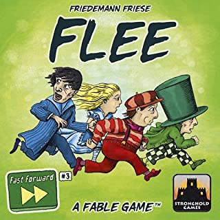 Stronghold Games Flee Board Games