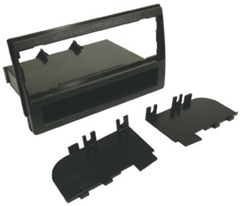 SCOSCHE NN1493B 2005-06 Nissan Altima Single DIN w/Pocket Install Dash Kit