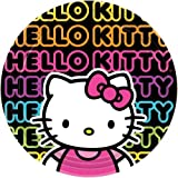 Hello Kitty Tween Lunch Plates 8ct, Health Care Stuffs