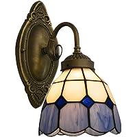 NIUYAO Applique Lámparas de pared Tiffany Lamp Iluminación
