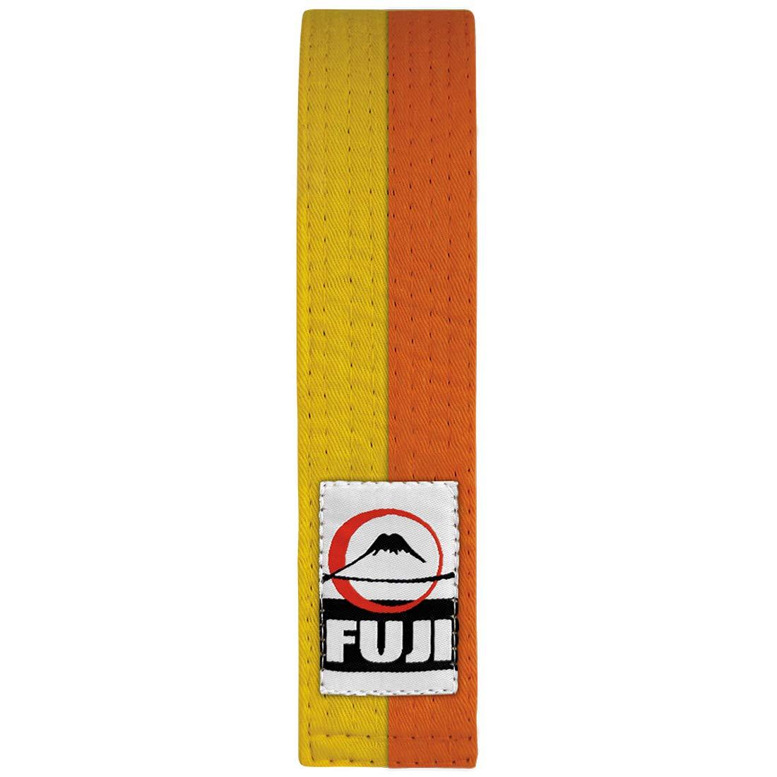 Karate Fuji Two Tone Belts for Judo TKD