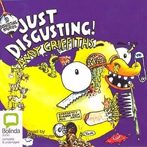 Just Disgusting Audiobook