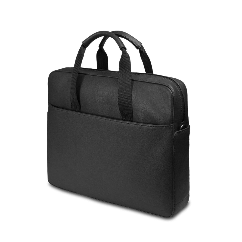 Moleskine Classic PU Slim Briefcase Black