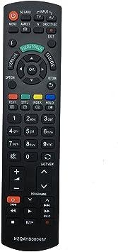 ALLIMITY Control Remoto N2QAYB000487 Reemplace para Panasonic LED ...