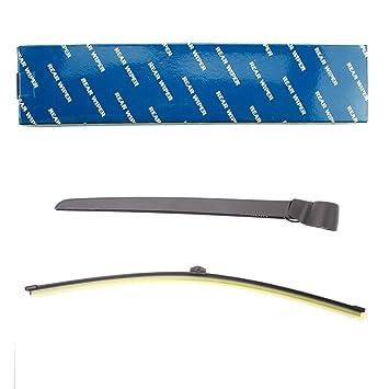 Parabrisas Trasero Brazo del limpiaparabrisas y Blade Set para A4 B6 B7 Estate 2008 - 2013: Amazon.es: Coche y moto