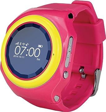 Reloj inteligente con teléfono y GPS para ...