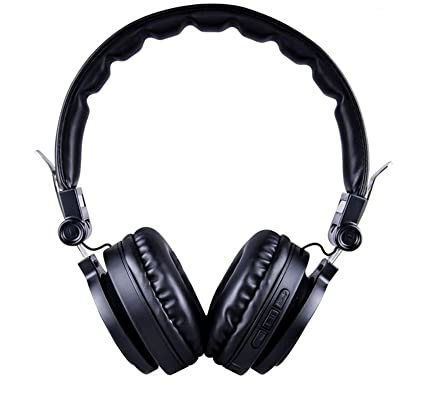 Ant Audio Treble H86 On-Ear Wireless Stereo Headset with Mic (Black)