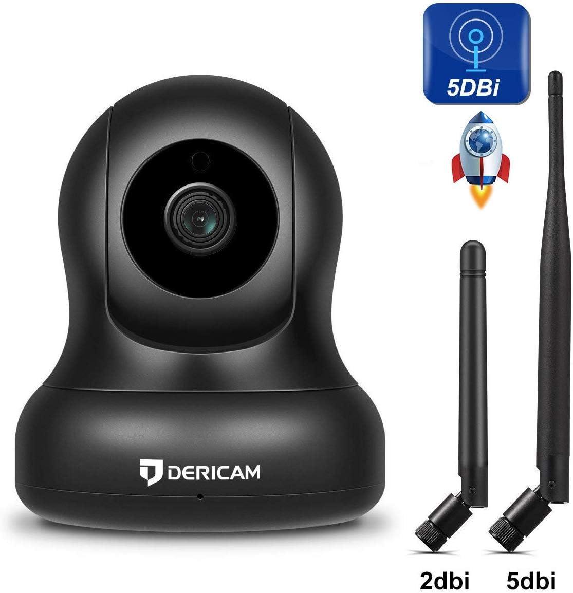 Dericam Wireless Security Camera