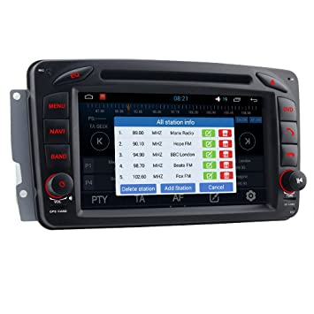 A Sure 7 'Android 5 1 1 3G DAB + Car Radio Mirror Link WiFi/GPS/DVD