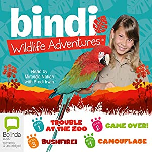 Bindi Irwin Wildlife Adventures Audiobook