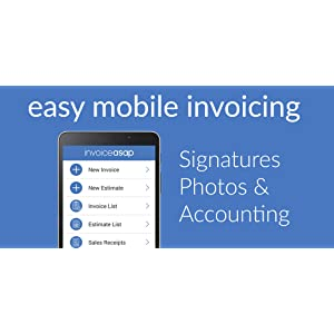 Invoice ASAP For QuickBooks And Payments Amazoncomau Appstore - Invoice asap android