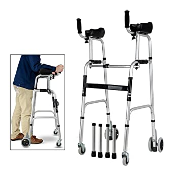Amazon.com: Walkers Standard Walkers Elderly People Walker ...