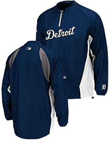Amazon.com: Detroit Tigers Authentic Majestic Triple Pico 1 ...