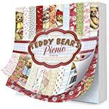 Belle /& Boo Belle and Boo FSC Decoupage Papers-Flowers