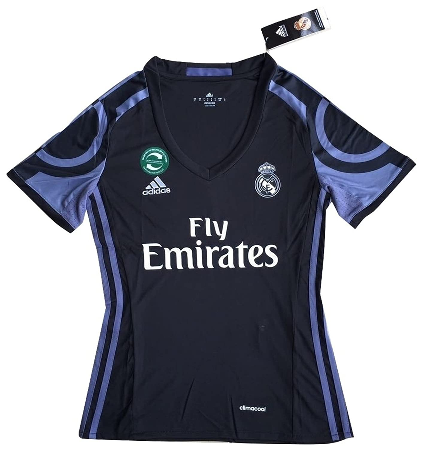 official photos 19057 c84d2 Women's Real Madrid 2016-2017 Champions League 3rd Soccer ...