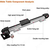 Belt Drive Linear Guide Rail Motion Slide