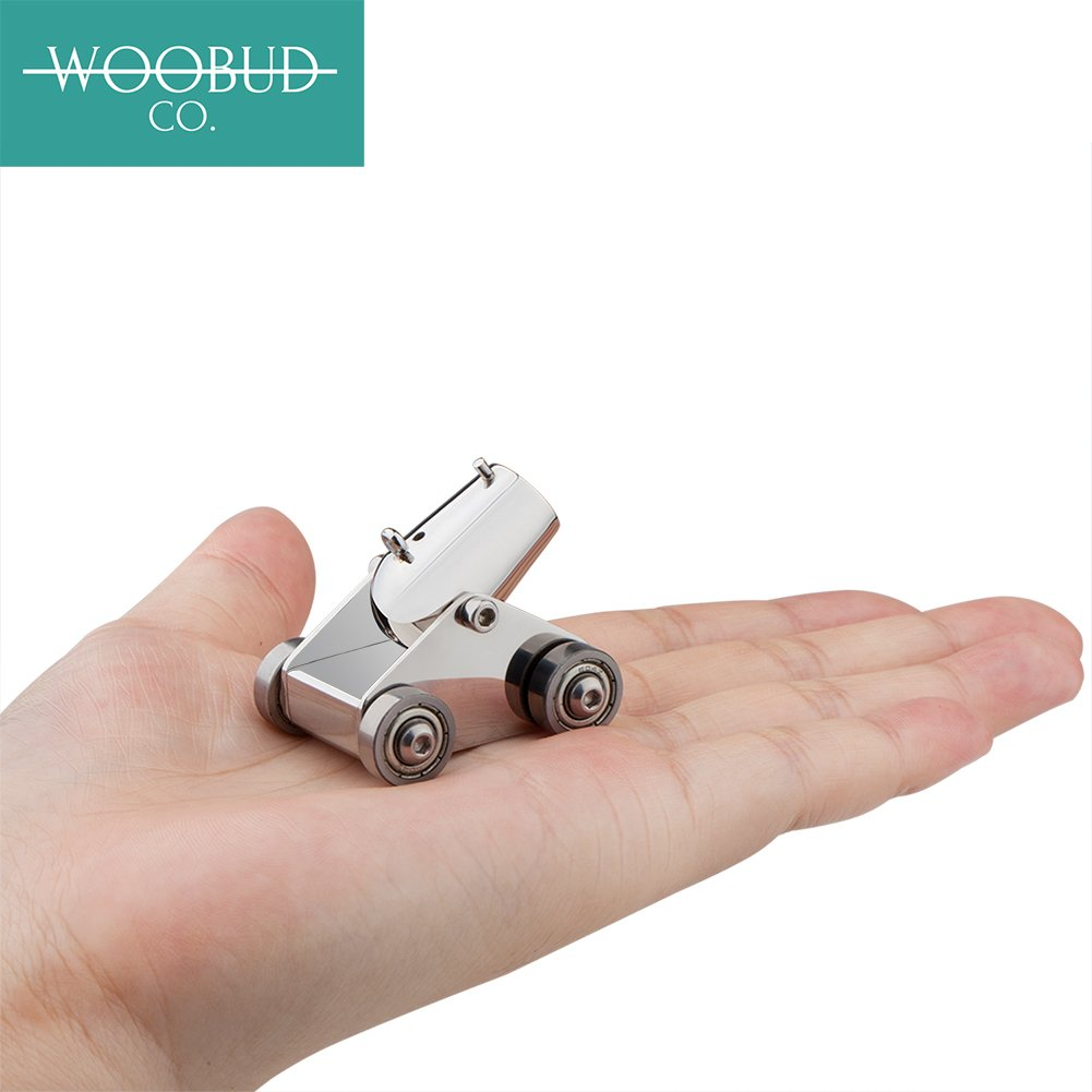 Amazon.com: woobud Pocket Artillery Mini Cannon Military Model Kits  Miniature Metal Scale Replicas with Pellets, Ramrod and Archaistic Wooden  Box for ...