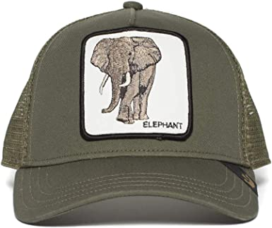 Goorin Bros. | Gorra de béisbol Elefante Verde | GOB_101-0334-OLI ...