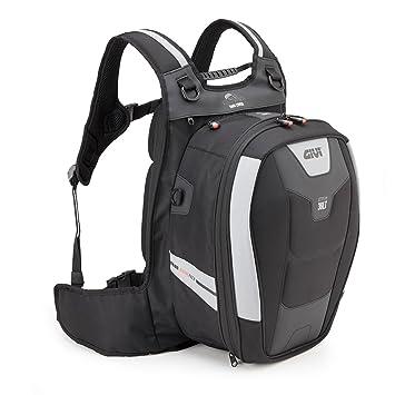 Givi XS317 Xstream Bag Mochila, Color Negro, 30 Litros de Volumen, Carga Máxima