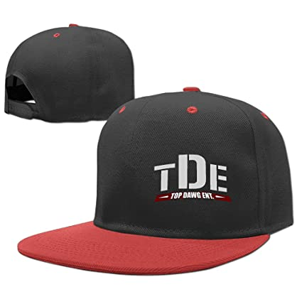 Top Dawg Entertainment Kendrick Lamar Girls Style Hip Hop Snapback Baseball  Caps  Amazon.ca  Clothing   Accessories a050a92a956