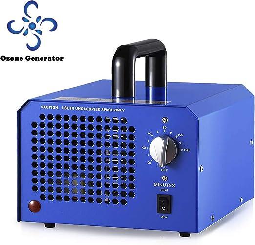 UWECAN Generador de Ozono 3.5g-7g/h Temporizador Ajustable ...