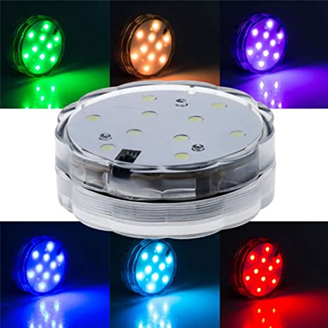 Circles Infinity Light Puzzle LuvaLamp Jigsaw IQ Lights 10 pcs USA
