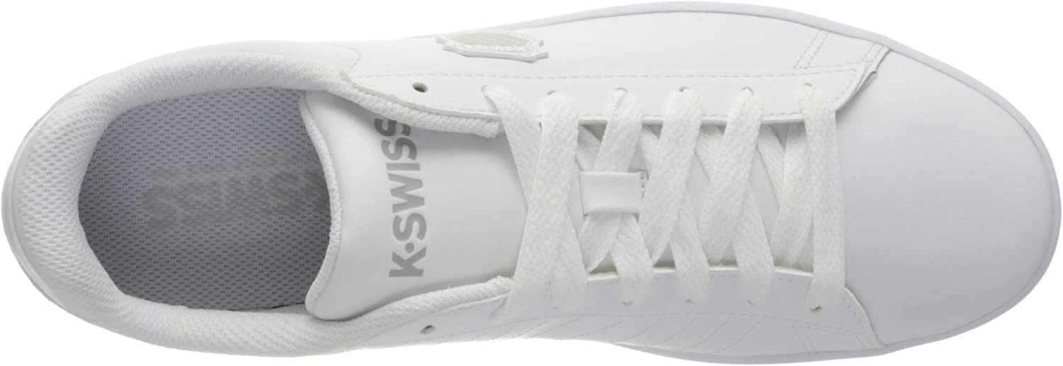 White White White 101 K-Swiss Mens Low-Top Sneakers