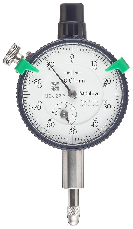 Mitutoyo 3058S-19 Messuhr, 0.01-50 mm Mitutoyo Deutschland GmbH