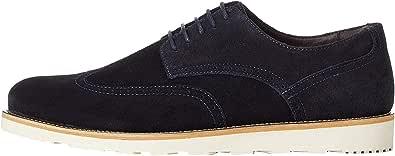 Marca Amazon - find. Hybrid Loafer - Zapatos de cordones brogue Hombre