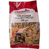 RedMan California Walnut Pieces, 250G
