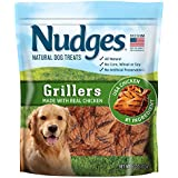 Nudges Grillers Dog Treats, Chicken, 16 Ounce