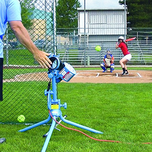 61swcTahH2L amazon com jugs lite flite machine for baseball and softball Jugs Softball at mifinder.co