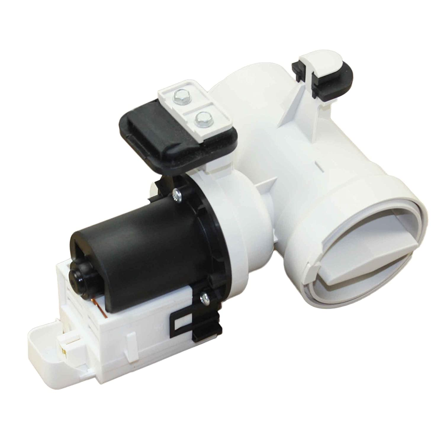 W10730972 Washer Drain Pump For Whirlpool 8540024, W10130913, W10117829, AP4308966, PS1960402 (Original Version)