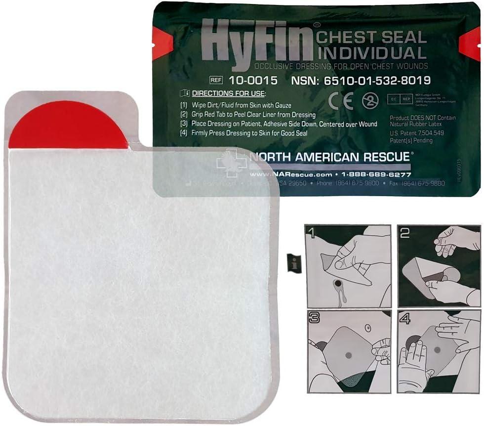 HyFin Chest Seal Individual