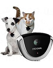 EYENIMAL Perro Gato Cuello Mascota Gadget de cámaras de vigilancia micrófono 4GB Memoria Flash