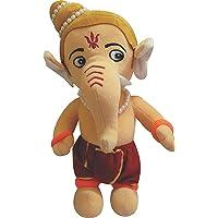Babyjoys Lord Baal Ganesha Hindu Idol Soft Plush Toy