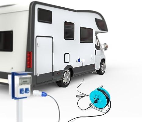 rallonge Id/éal pour camping caravane bateau chantier Poly Pool PP2701 Kit pour enrouleur de c/âble