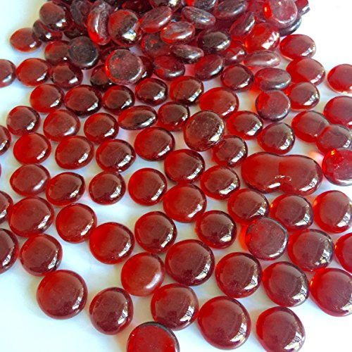 decorative gems red - 4